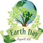 Earth Day Celebration by Grade 1 to 8, 2018-19